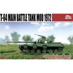 T-64 Main Battle Tank Mod. 1972