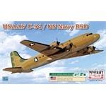 Douglas C-54 R5D USAAF