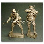 WWI German soldiers (Grenadiers)