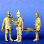 German WW1 Signalmen, Phoneoperators