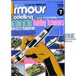 Armour Modelling Vol. 213    07/2017