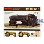 VsKfz 617 Alkett Minenräumer