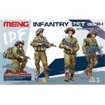 IDF Infantry Set