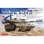 Israel MBT Merkava Mk.3D late LIC