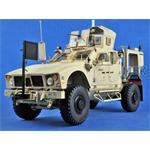 US M-ATV MRAP  Fertigmodell in 1:16