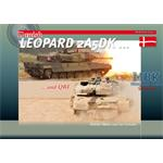 Danish Leopard 2A5DK and QRF