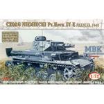 Pz.Kpfw. IV Ausf.E, France 1940