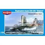 USS Skipjack submarine
