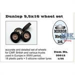 Dunlop 9,5 x 16 Wheel Set
