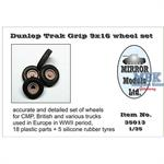Dunlop Trak Grip 9 x 16 Wheel Set