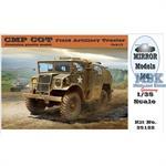 CMP CGT Field Artillery Tractor Cab 13