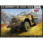 US Diamond T968 Cargo late open cab
