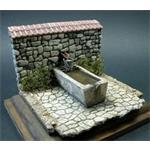 Wassertränke, Water basin Nr. 1  1/35