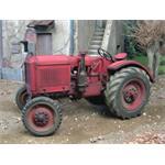 Trecker, Traktor Frankreich 1938
