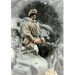 SS Motorrad Fahrer / Despatch rider 1944  1:35