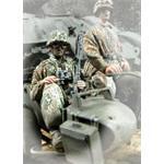 SS Beiwagenfahrer / Krad, Despatch rider sidecar