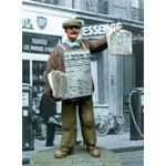 Zeitungsverkäufer  1:35