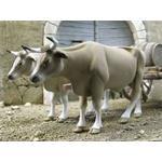 2 Ochsen / Set of 2 oxen 1:35