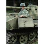 German driver for RSO 7,5 cm PaK 40   1:35