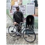 Postbote mit Fahrrad  1:35