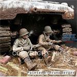 GI´s  Ardennen 1944-45   1:35
