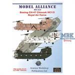 Boeing CH-47 Chinook HC2 RAF
