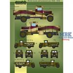 Polish trucks and armored cars 1920-1939