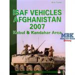 ISAF Vehicles in Afghanistan 2007