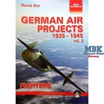German Aircraft Projects 35-45 #2 - Fighter