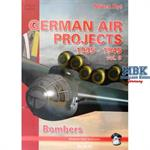 German Aircraft Projects 35-45 #3 - Bomber