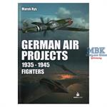 German Air Projects 1935-1945 Fighters