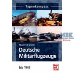 Typenkompass Deutsche Militärflugzeuge - bis 1945