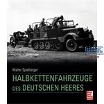 Die Halbketten-Fahrzeuge des dt. Heeres 09-45
