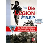 Die Legion 2e B.E.P. in Indochina