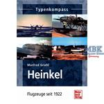 Typenkompass Heinkel - Flugzeuge seit 1922