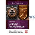 Deutsche Auszeichnungen - Orden und Ehrenzeichen
