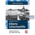 Alliierte Schlachtschiffe 1939-1945