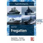 Typenkompass Fregatten seit 1945