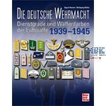 Dienstgrade und Waffenfarben der Luftwaffe 1939-45