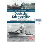 Typenkompass Deutsche Kriegsschiffe 1933-1945