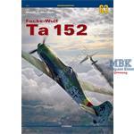 Monographs No. 63 Focke-Wulf Ta 152