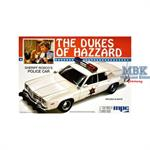 Roscoe's Dodge Monaco Police Car -Dukes of Hazzard