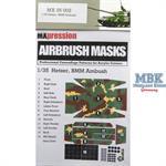 Hetzer BMM Ambush Airbrush Mask