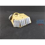 Turret Spare Track & Hangers for Panther (round J)