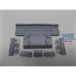 M3 Lee/Grant Corrected Rear Hull