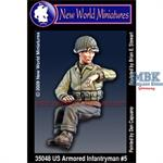 US Armored Infantryman #5