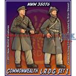 LRDG Commonwealth Set #1