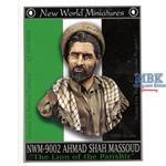 Ahmad Shah Massoud Lion of the Panshir Bust