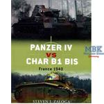 Panzer IV vs Char B1 bis, France 1940