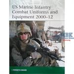 US Marine Infantry Combat Uniforms and Equipment